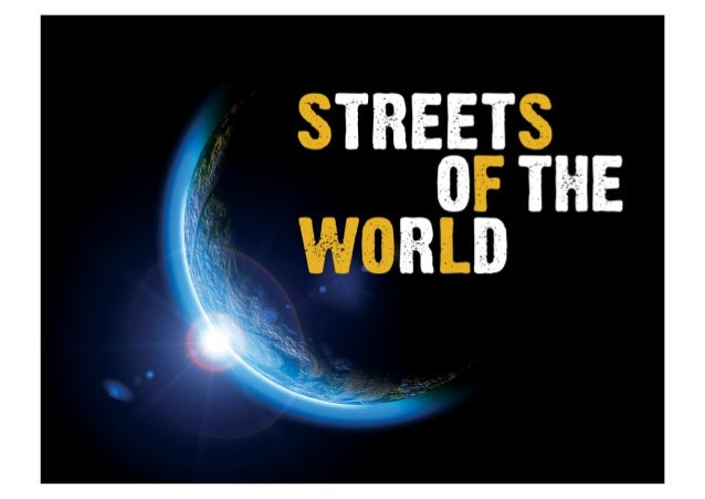 INTRODUCTION 2Streets of the World Jeroen Swolfs After his study at the Photo Academy Amsterdam Jeroen Swolfs became a fre...