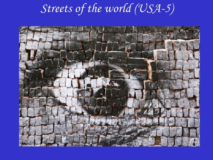 Streets of the world (USA-5)
