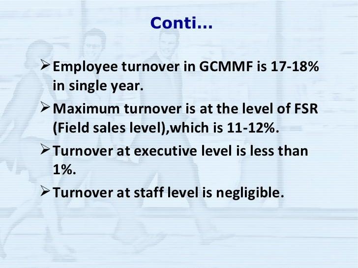 Employee turnover essay