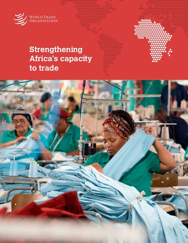 Strengthening Africa's capacity to trade