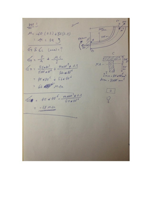 strength of materials by singer solution manual