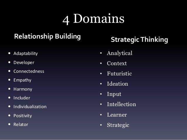 3 strengths