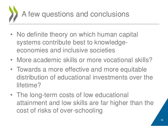 Strengths and weaknesses of national systems of human capital develop…