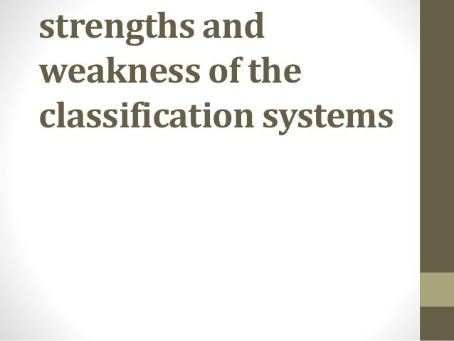 system theory strength and weaknesses How to identify your strengths and weaknesses  about your strengths and weaknesses what you view as a strength may actually be a  game theory review, 16(3), 1.