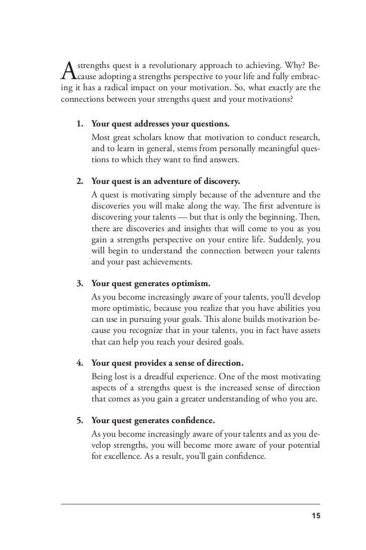 strengths quest book  37