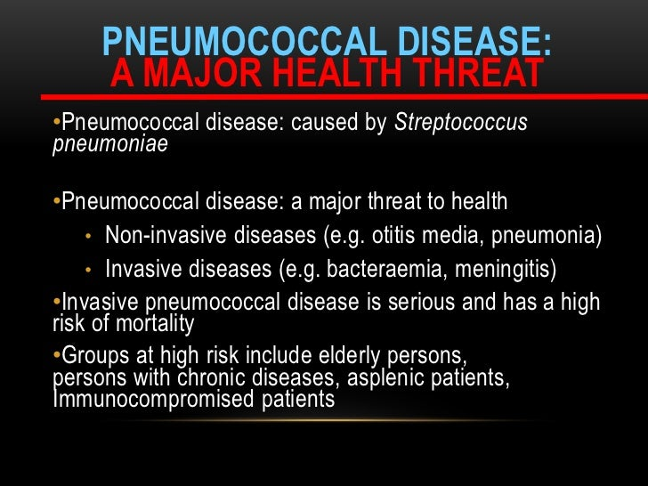 pneumonia is a serious disease But pneumonia can be a serious problem for people at high risk for the disease, including senior citizens, very young children, and those with a chronic lung condition two different pneumonia.