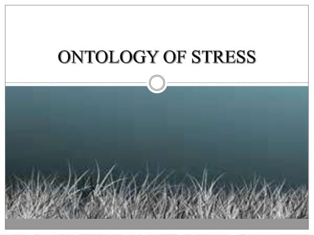 Stress is the excessive pressure on an individual due to physical or psychological demand.