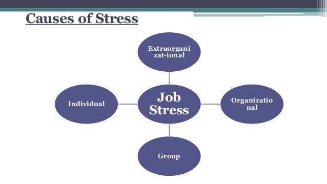Stress And Conflict In Organizational Structure