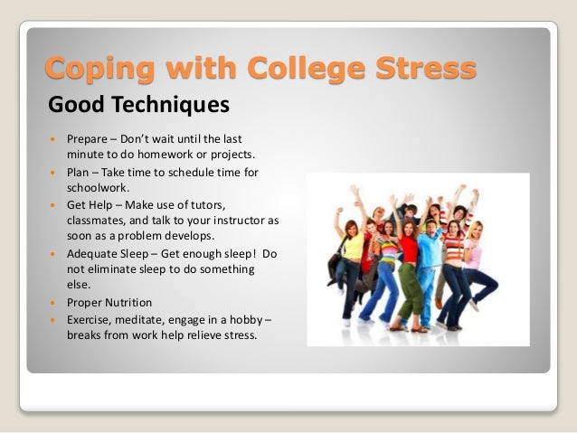 College Stress
