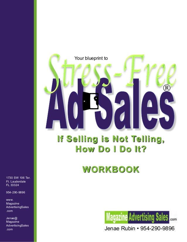 Stress Free Selling® - Selling is not telling