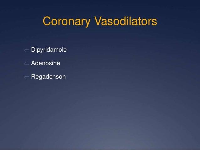 The safety of intravenous dipyridamole thallium myocardial ...