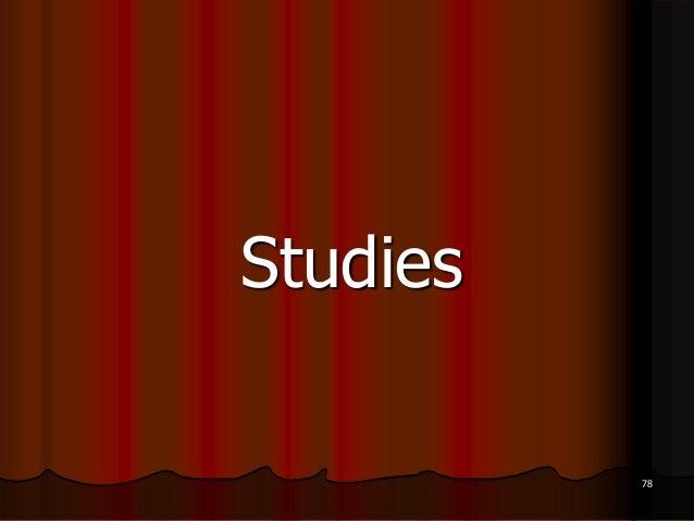 Studies78