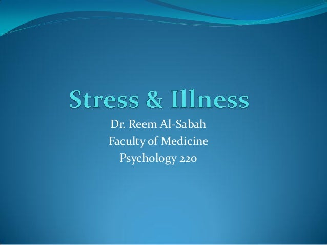 Dr. Reem Al-SabahFaculty of Medicine  Psychology 220