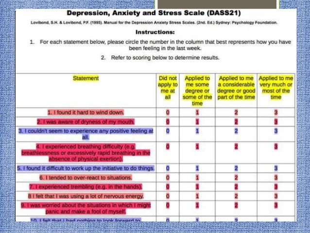 Adaptive coping strategies
