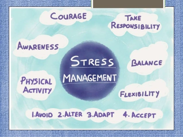 Stress  and management