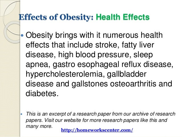 negative effects of obesity Facts about obesity obesity, bias obesity, bias, and stigmatization the social consequences of being overweight and obese are serious and pervasive overweight and obese individuals are often targets of bias and stigma, and they are vulnerable to negative attitudes in multiple domains of.