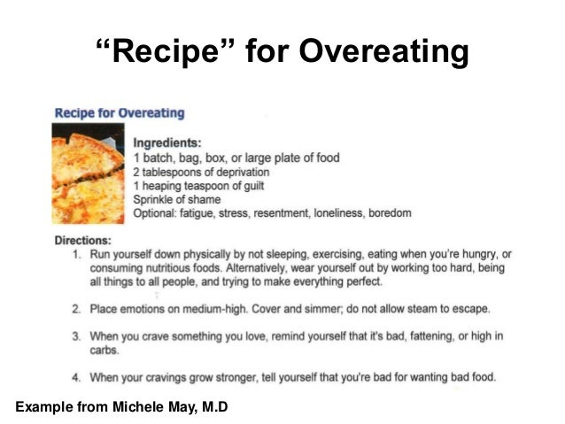how to stop overeating when stressed
