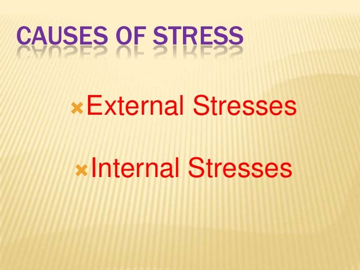 stress assignment Writing assignments in a first-year seminar or a writing-intensive course, it is best to have several writing assignments and a variety of types of writing, usually integrated with course readings, rather than one long assignment at the end of the course.