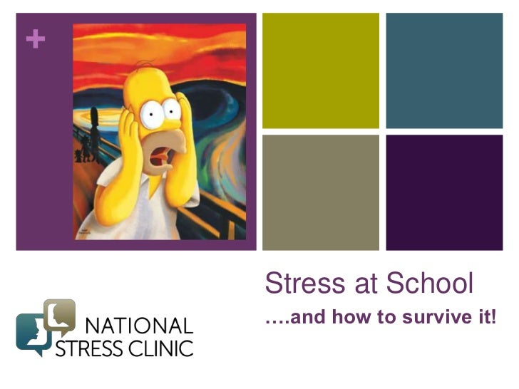 Stress at School<br />….and how to survive it!<br />