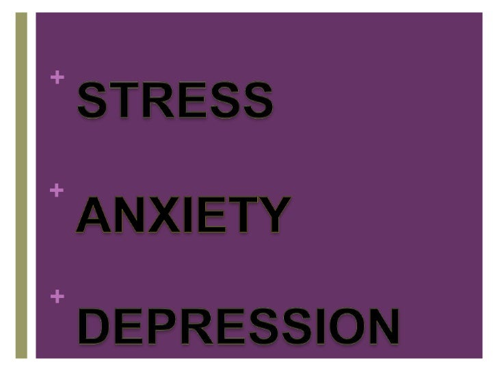 """If You're Battling Anxiety and Depression, Don't Let Anyone Tell You It's """"Just Stress"""""""