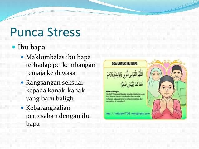 Stress Di Kalangan Remaja