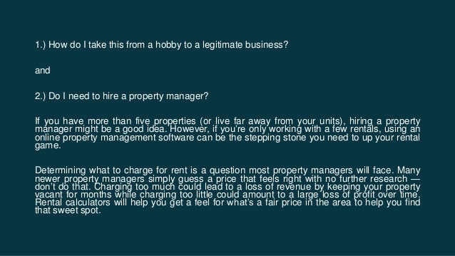 Stress Free Property Management - 5 Free Property Management Tools Every Landlord Should Be Using Slide 3