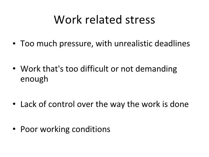 Stress Management by Iqbal