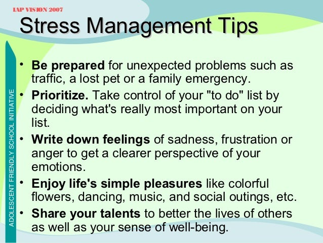 stress emotion and lives Stress can motivate people to prepare or perform,  stay connected with people who can provide emotional and other support to reduce stress,  live online chat: .