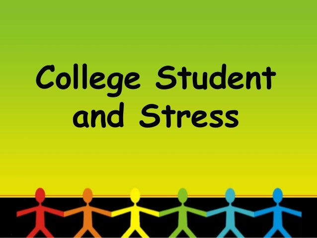stress management and adaptation college of Stress is often described as feeling overloaded, wound-up, tense and worried  and occurs when we face a situation we feel  tips on managing everyday stress .