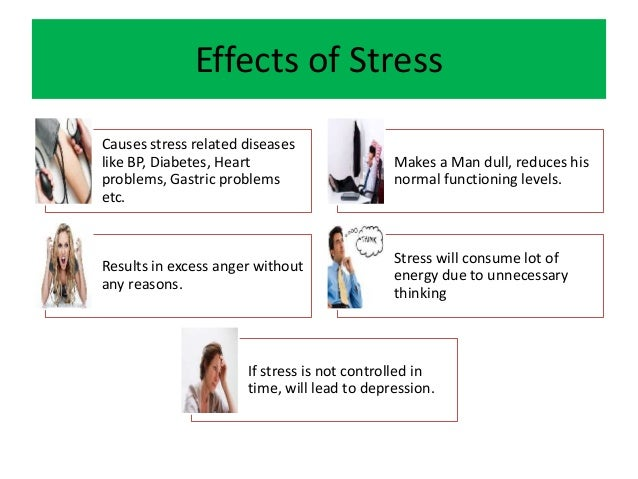 stress management and effects Learn about the types of stress and the effects stress has on your  stress management  5:06 long term effects of stress on your body - duration.