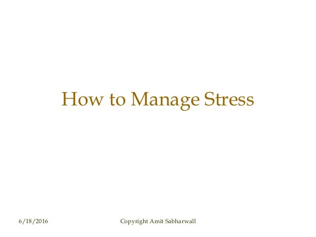 how to get rid of stress lines