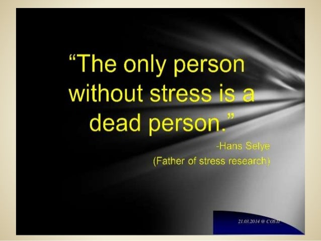 papers research stress work Stress term paper topics: receiving a promotion at work, the birth of a child or taking a trip can all be stressful, but are not always threatening the reason.