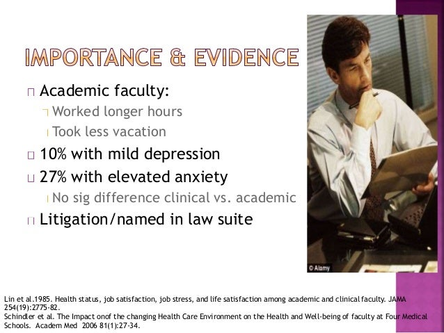 Stress management for docs Slide 3