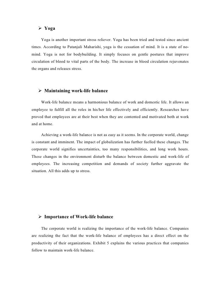thesis on stress management in bpo International journal of management and international business studies qwl is short form of quality of working life, quality means 'what something is like or how good or bad something is bpo (business process outsourcing) is the bpo sector revenue of the sector touches $ 36 billion burn out stress syndrome.