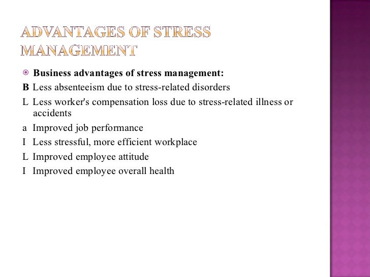 work related stress essays Work related stress - district essay example geographically positioned within the centre of northern ireland, cookstown district council (the council) is a medium sized local authority with a workforce of some 280 employees.