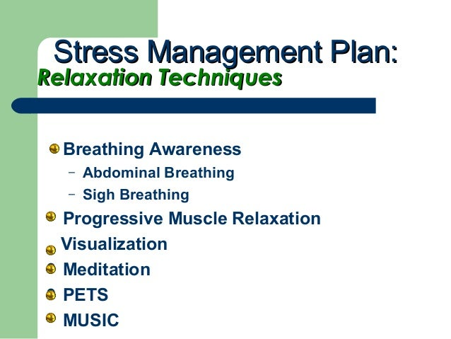 Stress management BY SURESH AADI8888