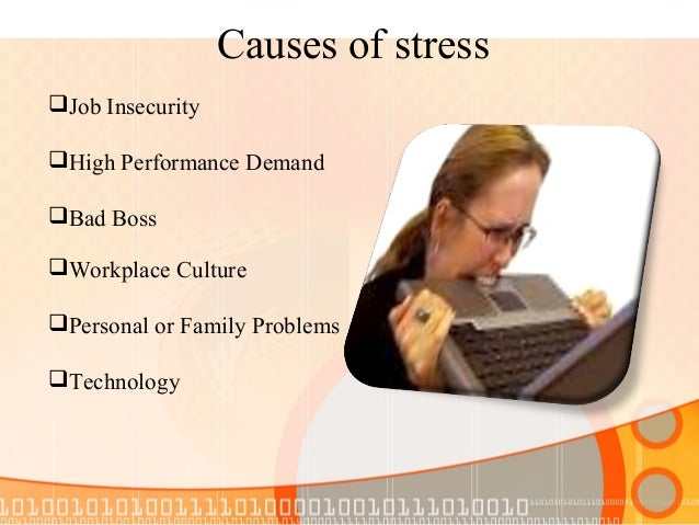 EUSTRESS vs. DISTRESS
