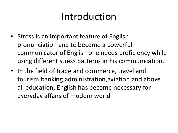 Main features of english for palestine general features. Ppt.