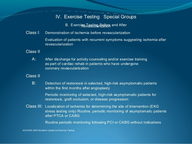 Dipyridamole Persantine Stress Test