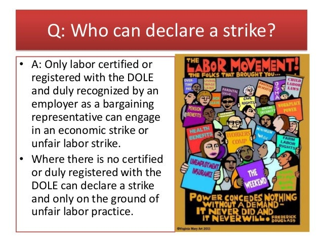 labor strikes and lockouts There is the right to strike5 in fact, prior to statutory labor law, the common law right to lock out was never questioned by the courts, for it was considered to be a property right and an employer might therefore keep out of his business or property any employee or group of employees for any or no reason0 under the present.