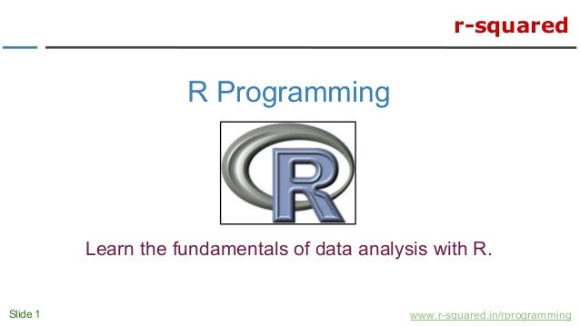 R Programming: Learn To Manipulate Strings In R