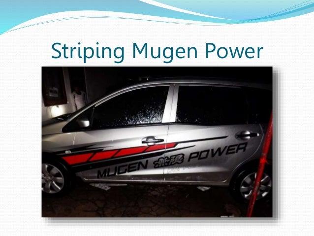 Cari :: Jual Side Stripes Mobil :: Bikin mobil makin ...