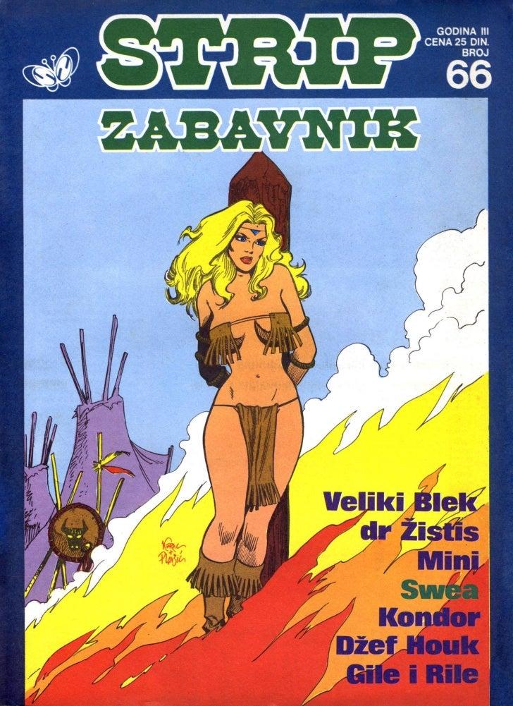Strip zabavnik 066