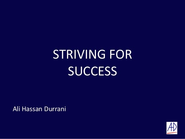 Writing about Accomplishments