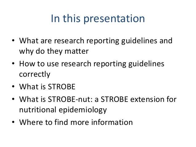 Strobe nut presentation Slide 2