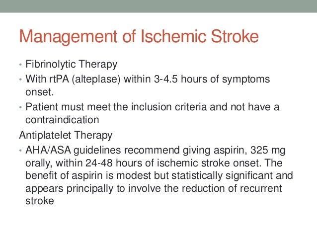 Ischemic and hemorrhagic stroke