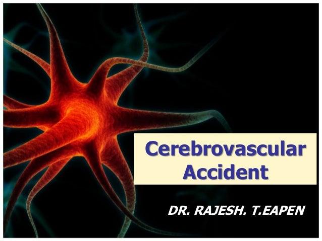 What is cerebrovascular accident (CVA)?