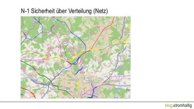N-1 Sicherheit über Verteilung (Netz)  blog.stromhaltig