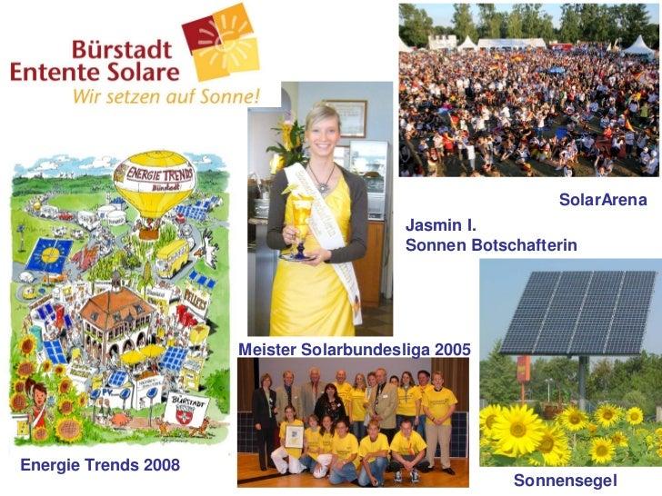 SolarArena                                          Jasmin I.                                          Sonnen Botschafteri...
