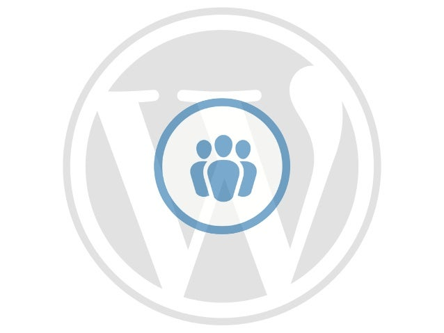 Stronger together: how WordPress communities are built Slide 3